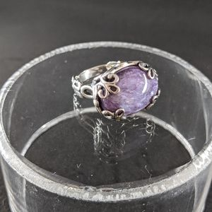 Carolyn Pollack cocktail ring RETIRED STYLE